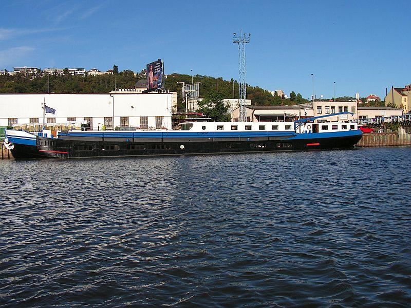 pronájem bydlení na lodi