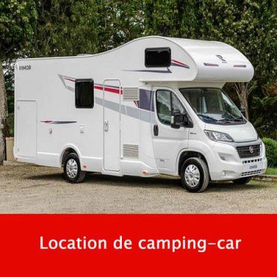Location de camping-car