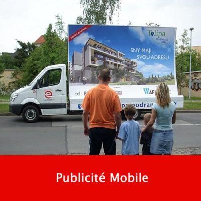 publicité mobile